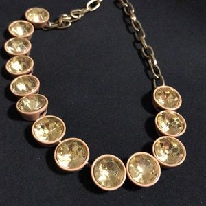 J. Crew Gold Necklace
